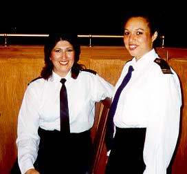 Officers of the Old Bailey