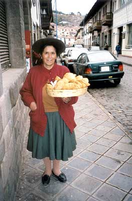 Bread Lady