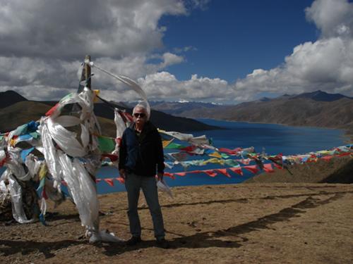 Lou Spencer in Tibet (1)