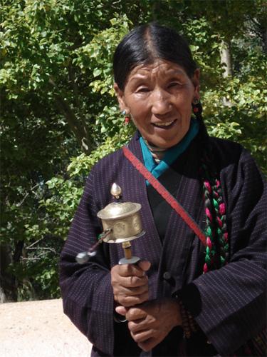Tibetan Woman (1)