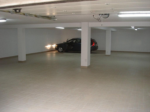 Our Cellar Garage