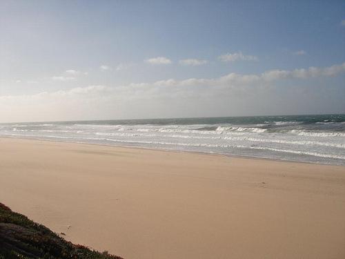 Silver Coast Beach