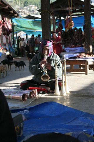 Thimpu Saturday Market