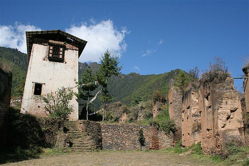 Ruined Fortress of Drugyel Dzong