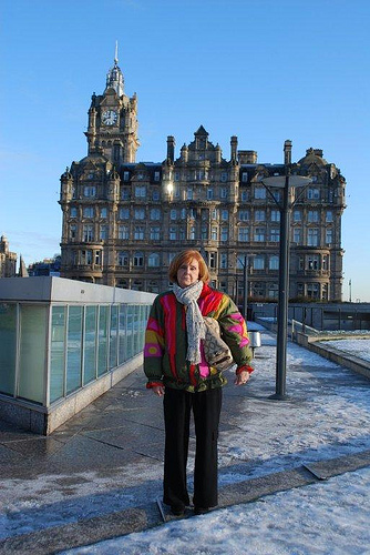 The Delves' Holiday in Scotland (2)