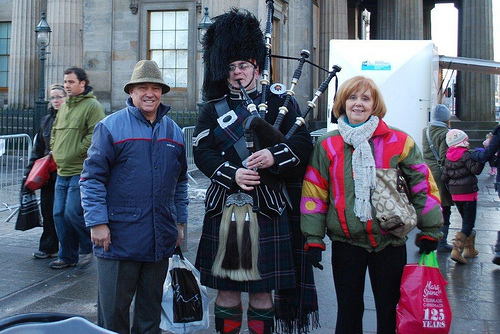 The Delves' Holiday in Scotland (3)