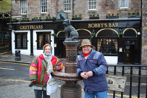 The Delves' Holiday in Scotland (17)