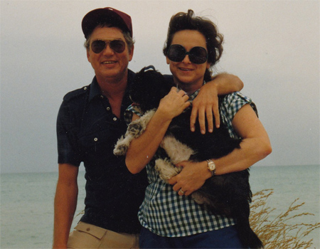 Ras Tanura Beach - 1989