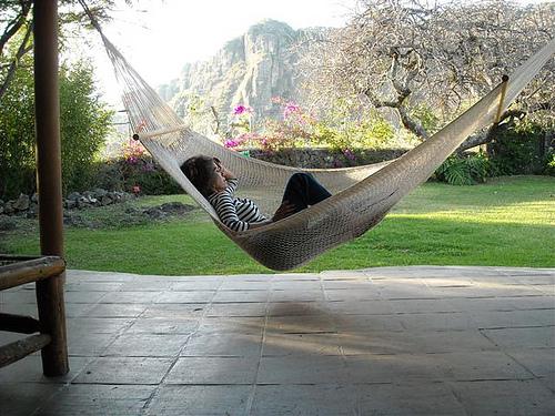 Relaxing Teresa