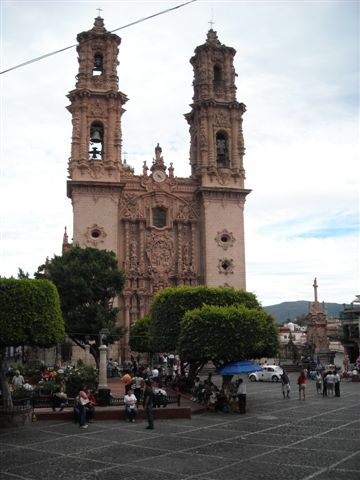 Sta Prisca, Taxco