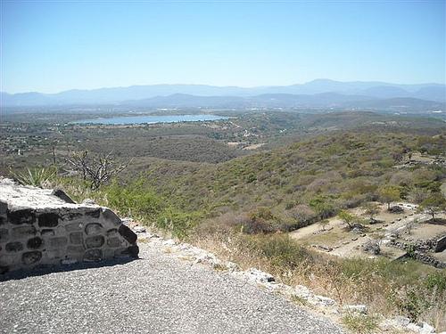 Xochicalco View
