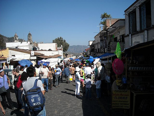 Tepotzlan Market on Sunday (1)