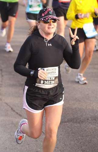 2010 Aramco Houston Half Marathon
