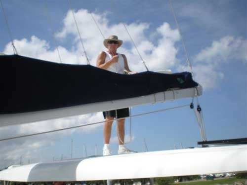 Sailing with Ken Marrs  (1)