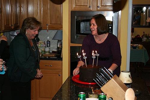 Sheila and Brandi Stevens