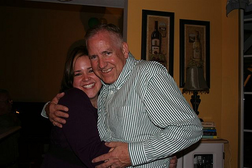 Brandi and Ray Stevens