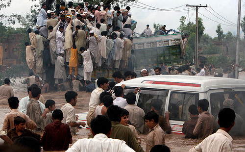 Severe Flooding in Pakistan (2)