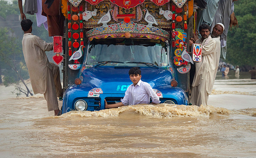 Severe Flooding in Pakistan
