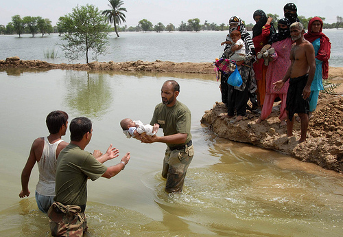 Severe Flooding in Pakistan (9)