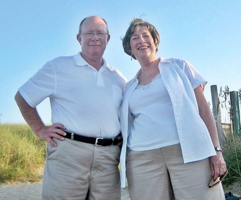 Scott and Audrey Stanaland