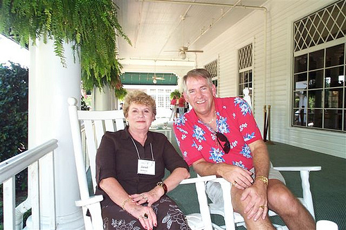 2004 Aramco Reunion in Pinehurst, North Carolina (1)
