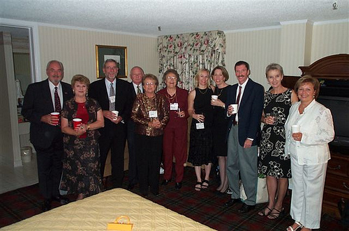 2004 Aramco Reunion in Pinehurst, North Carolina (23)