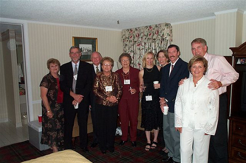 2004 Aramco Reunion in Pinehurst, North Carolina (25)