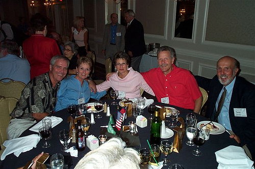2004 Aramco Reunion in Pinehurst, North Carolina (2)