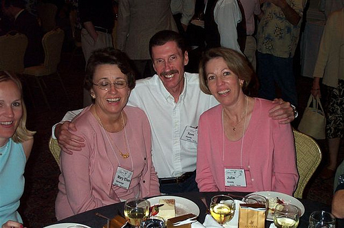 2004 Aramco Reunion in Pinehurst, North Carolina (6)