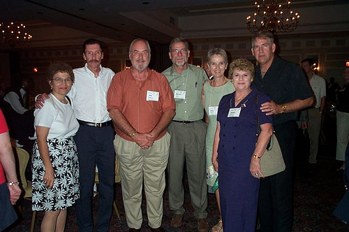 2004 Aramco Reunion in Pinehurst, North Carolina (10)