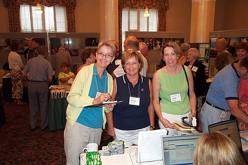 2004 Aramco Reunion in Pinehurst, North Carolina (14)