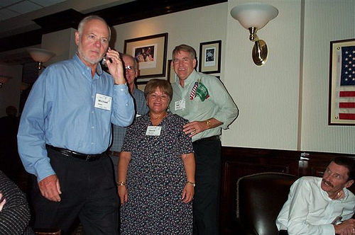2004 Aramco Reunion in Pinehurst, North Carolina (20)
