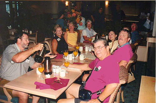 Aramco Reunion 2000 in San Antonio (7)