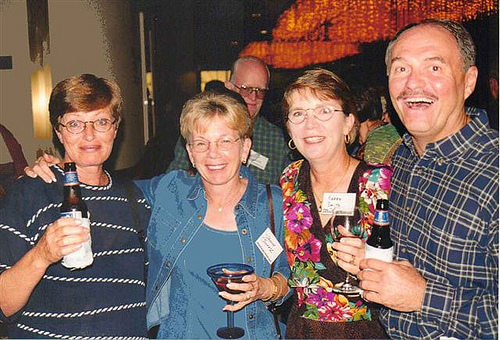 _____, Sherry Swartz, and Karen & Terry Smith