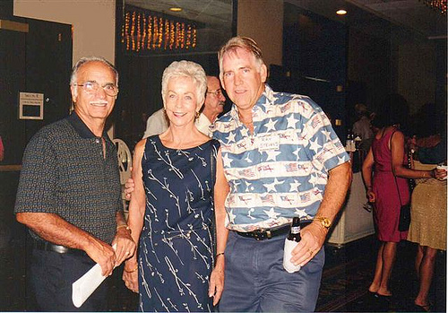 Fred & Sally Aslan and Ray Stevens