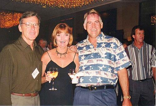 Jim Zukowski & Mary Ann and Ray Stevens