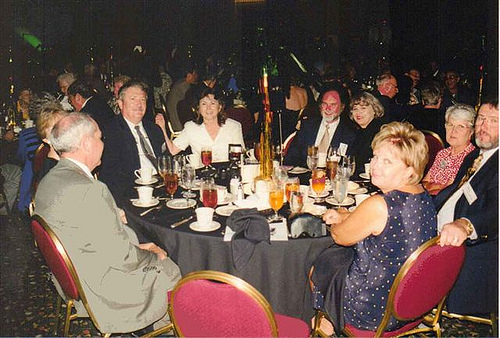 Aramco Reunion 2000 in San Antonio (3)