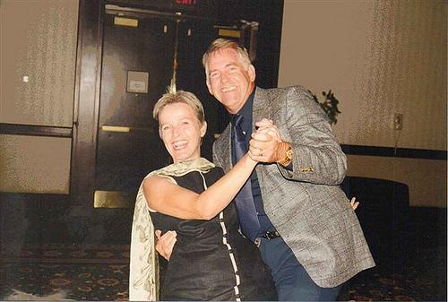 Kay Taylor and Ray Stevens