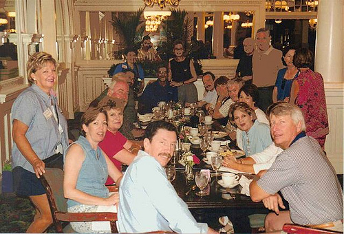 Aramco Reunion 2000 in San Antonio (6)