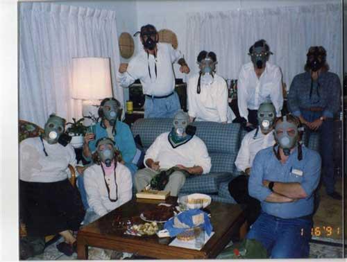 1990 - Gulf War