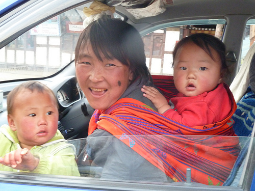 Family Outing in Bumthang