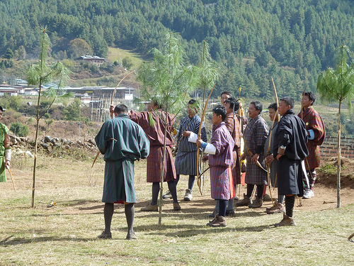 Archery: Bhutan's National Sport