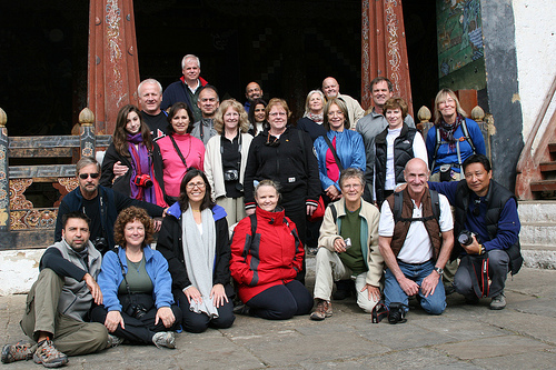 Bhutan Adventure Group