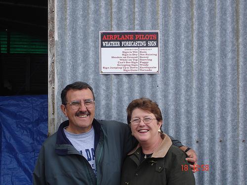 Skip and Donna Johnson