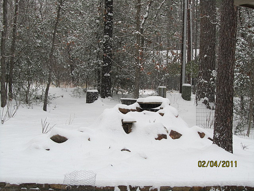 Fireplace Snow (8)