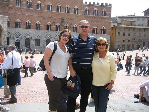 Brandi, Ray, and Sheila
