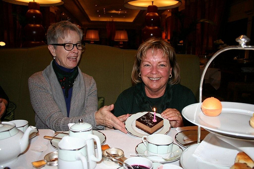 London Tea at the Dorchester (2)