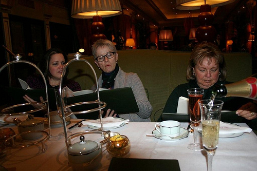 London Tea at the Dorchester (4)