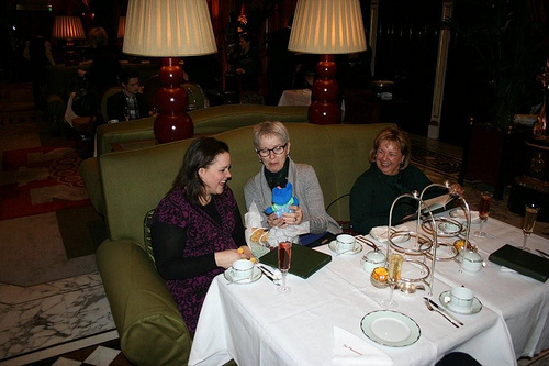 London Tea at the Dorchester (7)