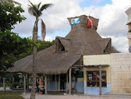 Bahia Dive Shop